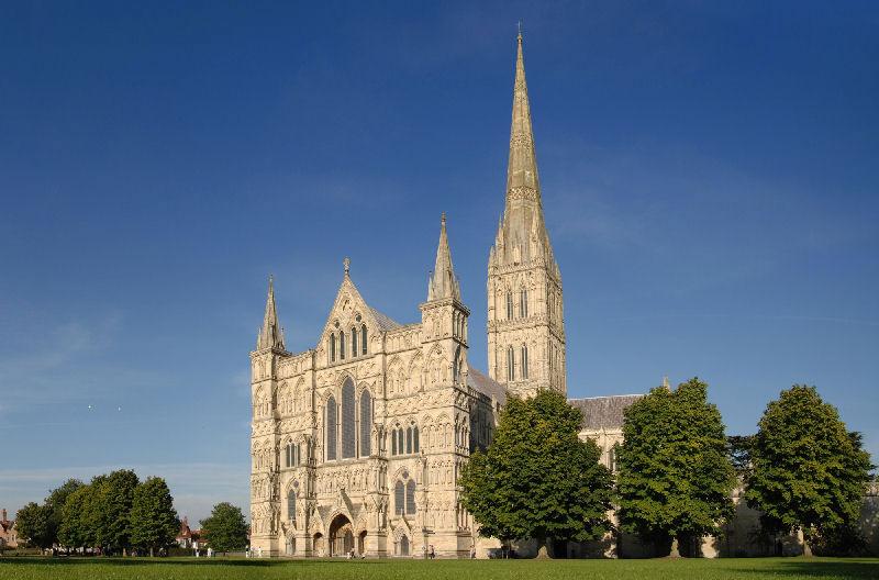 salisbury cathedral - photo #13